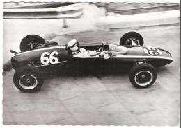Cpsm Automobile Sport Mecanique   COOPER-B.M.C. FIII 1964 - Rallyes