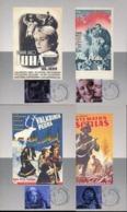 47914 Finland, 4 Maximum  1996,  Cinema  Film  Movie - Maximum Cards & Covers