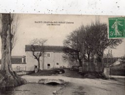 SAINT-JEAN-DE-BOURNAY LES MOULINS - Saint-Jean-de-Bournay