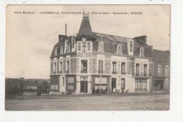 DINARD - HOTEL MODERNE - CLABBECK, PROPRIETAIRE PRES DE LA GARE - ELECTRICITE - 35 - Dinard