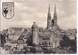 AK-div.31- 725   Görlitz - Blick über Die Altstadt Mit Peterskirche Und Nikolaiturm - Goerlitz