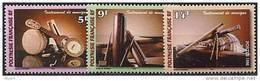 Polynésie, N° 513 à N° 515** Y Et T - Polynésie Française