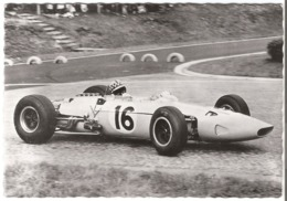 """Cpsm Collection """"L'Automobile- Sport Mécanique"""" 6A B.R.P B.R.M F1 1964 - Rallyes"""