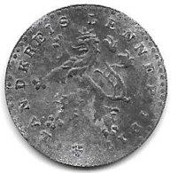 *notgeld Lennep 5  Pfennig 1917 Zn   F 289.1 - [ 2] 1871-1918 : Empire Allemand