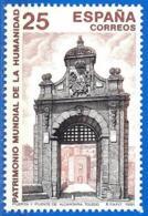 España. Spain. 1991. Puente Y Puerta De Alcantara. Toledo - Puentes