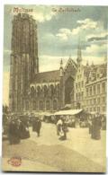 Belgie - Belgique - Malines - Mechelen -  La Cathédrale - Mechelen