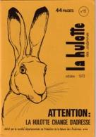 La Hulotte Des Ardennes, N° 15 ; Le Lièvre, Le Balanin De La Noisette - Nature