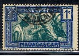MADAGASCAR 40 // YVERT 161A // 1930-37 - Oblitérés