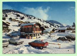 CPSM -  MORGINS - Voitures : Citroën GS, Simca 1100, Opel .............. - Voitures De Tourisme