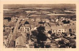 BATZ - Vue Générale Sur Les Marais Salants - Batz-sur-Mer (Bourg De B.)
