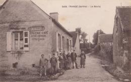 CPA (72)    TRANGE Le Bourg (parfait Etat Pas D Ecriture Sur La Carte) - France
