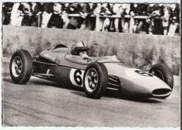CPSM L'Automobile Sport Mécanique Alpine-Renault F3 - 1964 - Pilote Henry Grandsire - Rally Racing