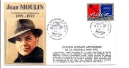 SECONDE GUERRE CENTENAIRE NAISSANCE DE JEAN MOULIN RONCHIN NORD - Guerre Mondiale (Seconde)