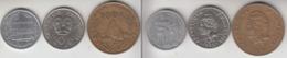 Polynésie 1F 2003 ; 10F 1992 ; 100F 1976 - French Polynesia