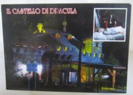 GARDALAND Castello Dracula Parco Divertimenti Italia Cartolina Non Viaggiata - Disney