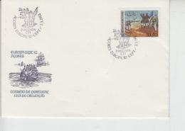 AZZORRE  1982 - Annullo Speciale    - Europa - Europa-CEPT