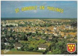Carte Postale 78. Saint-Arnoult-en-Yvelines  Vue Aérienne Trés Beau Plan - St. Arnoult En Yvelines