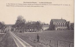 LE BREUIL BENOIST - Vue Générale De L'Abbaye.............. - Marcilly-sur-Eure
