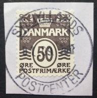 Denmark Used 2010 Wavy Lines - Self Adhesive, Standard - Danimarca