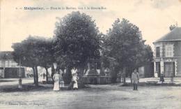 Thème   Gardes Ou Tambours De Ville. Maignelay  60 Place De La Madone     (voir Scan) - Métiers