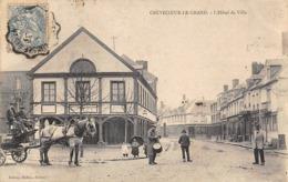 Thème   Gardes Ou Tambours De Ville.   60   Crèvecoeur Le Grand      (voir Scan) - Métiers