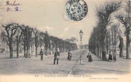 Thème   Gardes Ou Tambours De Ville.   02  Château Thierry   Avenue De Paris      (voir Scan) - Métiers