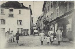 38  Morestel La Place - Morestel