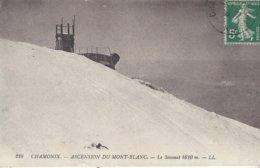 74 CHAMONIX MONT BLANC OBSERVATOIRE JANSSEN AU SOMMET DU MONT BLANC  Editeur LEVY LL 228 - Chamonix-Mont-Blanc