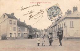 Thème   Gardes Ou Tambours De Ville.   77 Saacy Sur Marne  Rue De Citry     (voir Scan) - Métiers