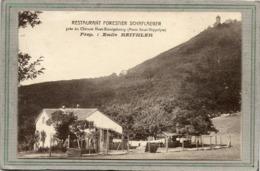 CPA - SAINT-HIPPOLYTE (68) - Aspect De La Ferme-Auberge-Forestiere Schaflaeger De Emile Reithler En 1933 - Francia