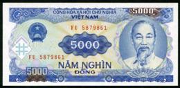 VIETNAM Viet Nam - 5.000 Dong 1991 UNC P.108 - Vietnam