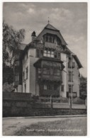 Tharandt Hartha - S/w Reichsbahn Erholungsheim - Tharandt