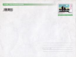 España Sobre Oficial Nº 27 - Enteros Postales