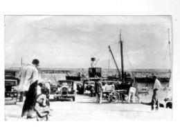 BOURCEFRANC - LE - CHAPUS - Quai D'Embarquement - Industry