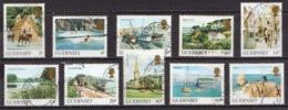 Guernsey Used Set - Holidays & Tourism