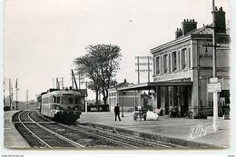 VILLEPREUX - Gare De Villepreux-les-Clayes - Train - Villepreux