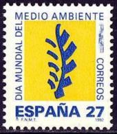 España. Spain. 1992. Dia Mundial Del Medio Ambiente - Protección Del Medio Ambiente Y Del Clima