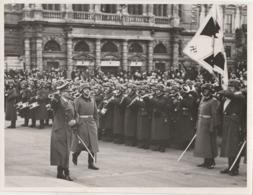 Adolf Hitler In Wien 17. März  1939 - Krieg, Militär