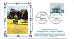 SECONDE GUERRE LES JUSTES DE FRANCE THONON LES BAINS SAVOIE - WW2