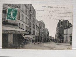 Paris. Rue De Montsouris. Café De La Remonte - District 14