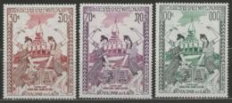 Laos YT PA 80-82 XX / MNH - Laos