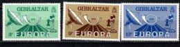 Gibraltar 1979 EUROPA Yv 393/95**,   MNH - Gibraltar