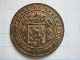 2½ Centimes 1901 - Luxemburgo