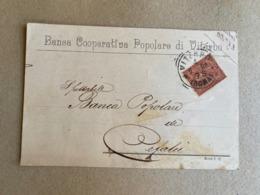 VITERBO BANCA COOPERATIVA POPOLARE 1896 - Viterbo