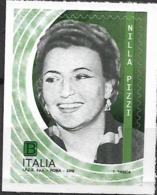 2019 Italien Mi. 4103 **MNH  100. Geburtstag Von Nilla Pizzi. - 6. 1946-.. República