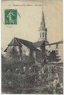 FRANCE - Beauzée-sur-Aire (Meuse) RARE - Un Coin - 1909 - Sonstige Gemeinden