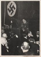Göring Sprach Zur Weltpresse - Krieg, Militär