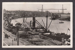 80707/ NANTES, Le Quai De La Fosse Et Le Port - Nantes