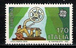 Italia 1979 EUROPA Yv. 1389**,  MNH - 6. 1946-.. República