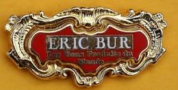 FF...921....signé  ARTHUS   BERTRAND......ERIC   BUR - Arthus Bertrand